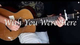 Pink Floyd - Wish You Were Here - Fingerstyle Guitar