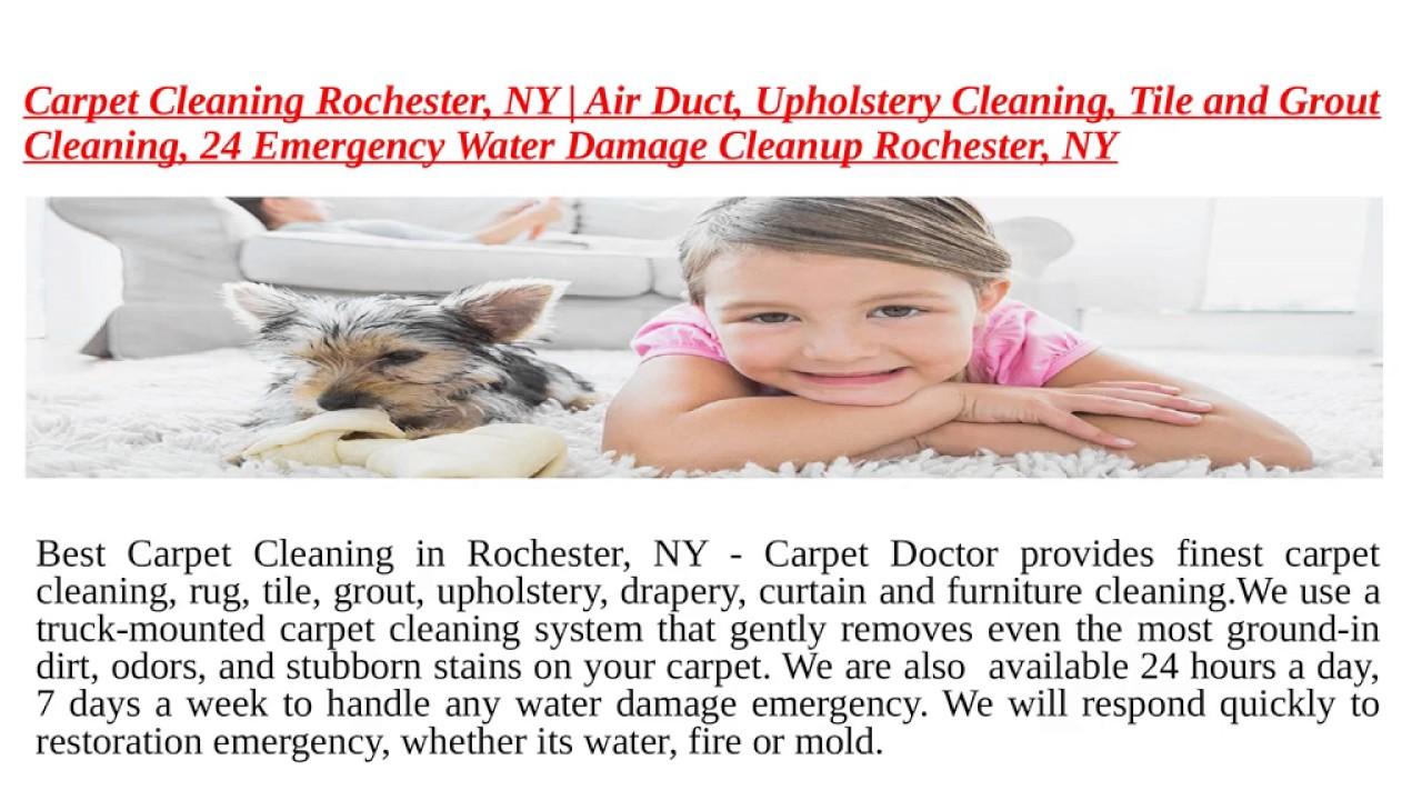 Carpet Doctor Rochester