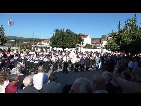 Entrada da Banda Mineiros do Pejão (Castelo de Paiva) - Festival de Bandas de Música  2018