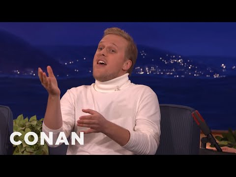 John Early's Iconic Britney Impression  - CONAN on TBS