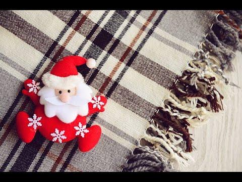 Santa claus, How to make a Christmas Santa claus at Home | DIY, Simple and Easy,