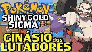 Pokémon Shiny Gold Sigma (Detonado - Parte 11) - Ginásio Lutador e Secret Potion!
