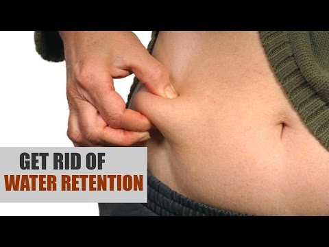 Get Rid Of Water Retention- FAST AND EASY