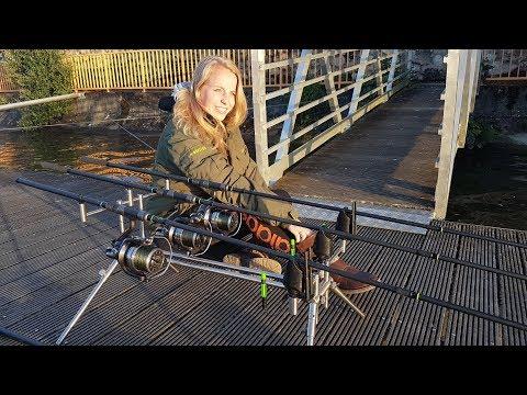 Basefishing on tour: vissen op de Lot