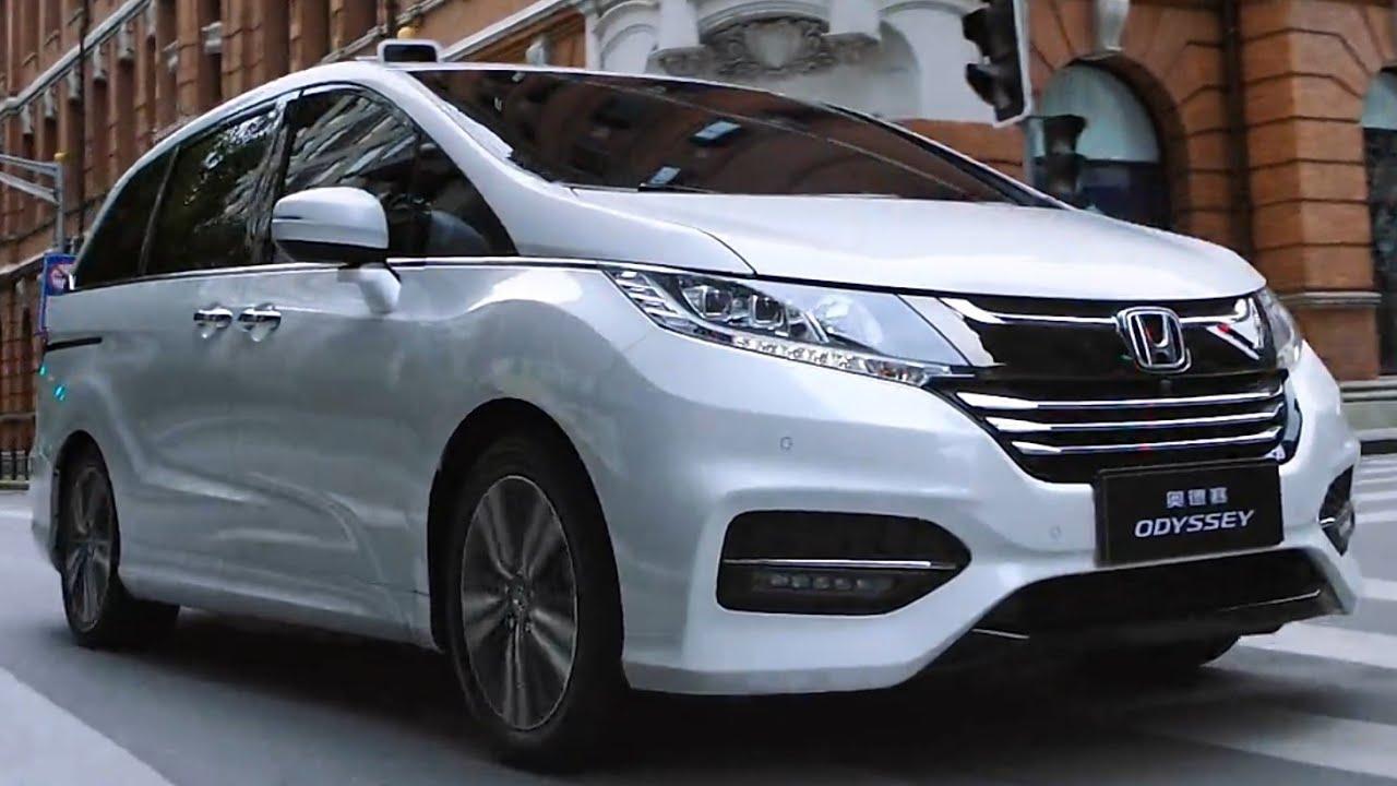 Honda ODYSSEY 2020 || The Luxury MPV - YouTube