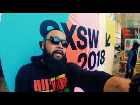 SXSW 2018 Day 1 Recap: Renaissance Hustler Vlog - There may or may not be Bun B and Billy Goats