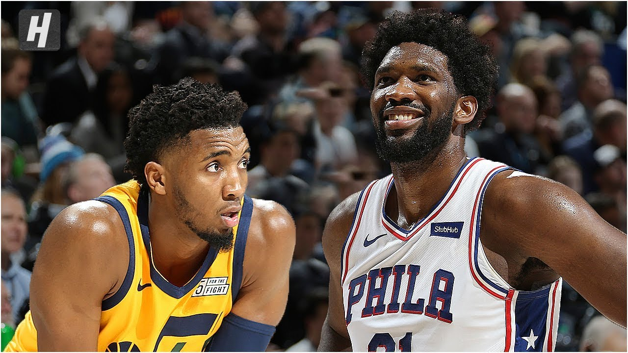 Philadelphia 76ers Vs Utah Jazz Full Game Highlights