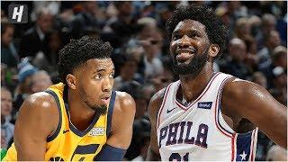 Philadelphia 76ers Vs Utah Jazz   Full Game Highlights | November 6, 2019 | 2019 20 Nba Season