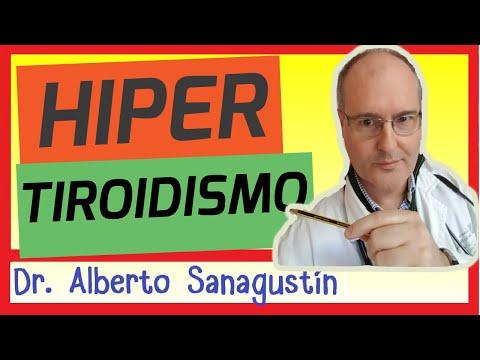 Hipertiroidismo (causas, Síntomas, Diagnóstico, Fisiopatología Y Tratamiento)