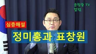 (심층해설) 정미홍과 표창원 윤창중 TV 칼럼(2017.10.25)