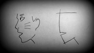 Как нарисовать лицо Наруто в профиль!(Хороший АНИМЕ магазин) http://diskomir.ru/catalog/cosplay/detail.php?ID=38229&?r1=test&r2=126 Группа http://vk.com/ooorangeman., 2013-07-30T13:58:38.000Z)