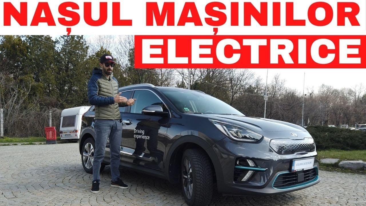 Kia e-Niro, cea mai BUNA masina ELECTRICA testata pana acum