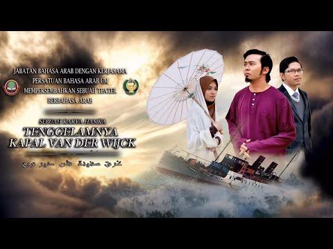 Teater Tenggelamnya Kapal Van der Wijck Bahasa Arab Universiti Malaya