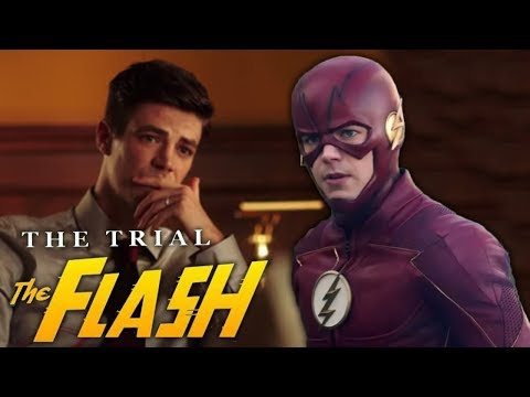 "The Trial of the Flash explained! The Flash 4x10 Trailer breakdown - ""The Trial of the Flash"""