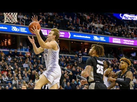 Mac McClung 16 PTS 1 AST & BUZZER BEATER!   Georgetown Hoyas vs Providence   Next Ones   1/12/18  