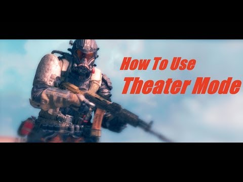 Black Ops 4 - Theater Mode Tutorial