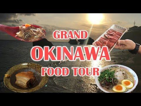 Grand Okinawa Food Tour