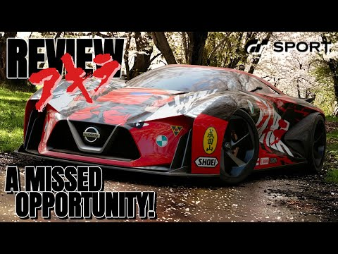 GT SPORT - Nissan Concept 2020 Vision GT REVIEW
