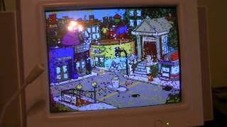 A Nostalgic Christmas: Gus Goes to Cyberopolis