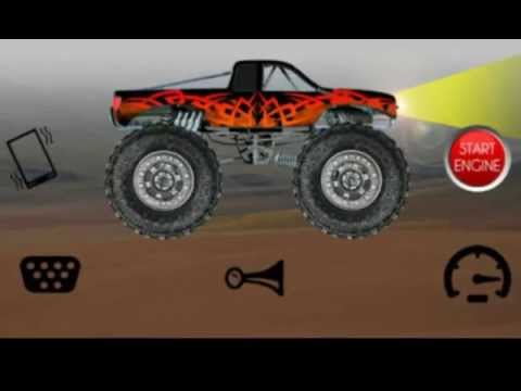 [Game] Toddler Monster Truck Kids Toy | Android Ap