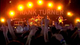 Frank Turner - Poetry Of The Deed @ Reading 2010
