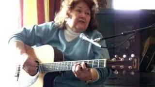 Bonnie Guitar sings Shenandoah and Yellow Bird