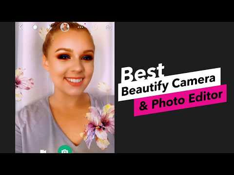 Best Beautify Camera & Photo Editor | Best Selfie App 2021 | YouCam Perfect #Shorts