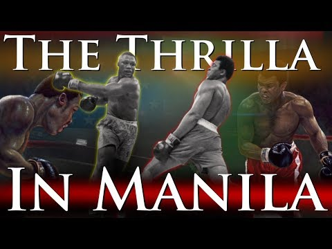 The Thrilla in Manila - Muhammad Ali vs. Joe Frazier 3