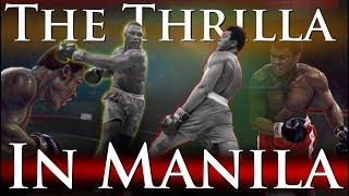 The Thrilla in Manila - Muhammad Ali vs. Joe Frazier 3