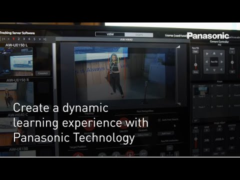 Create A Dynamic Learning Experience With Panasonic Technology