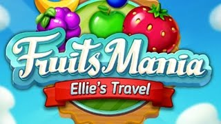 FRUITS MANIA : ELLY'S TRAVEL Game Review | Official BitMango screenshot 2