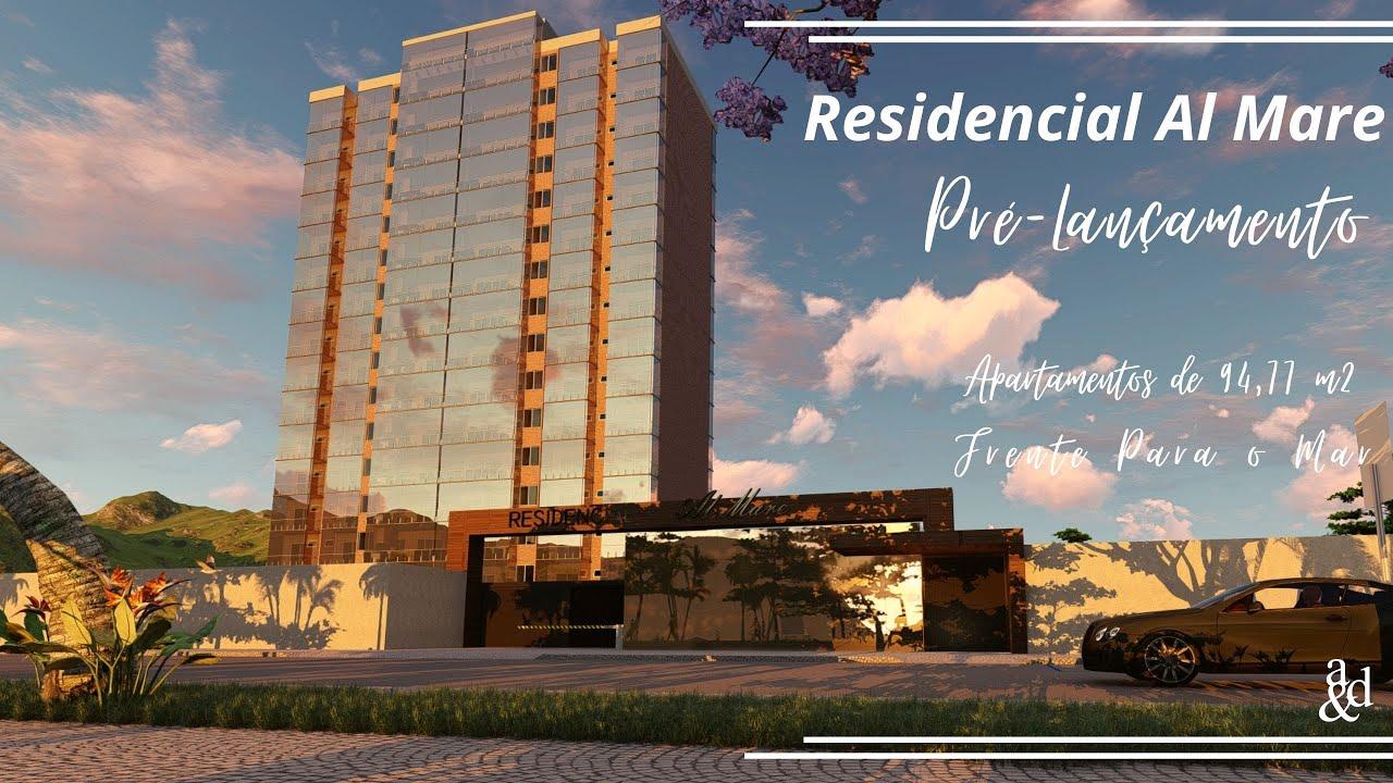 Residencial Al Mare | Passeio Virtual - Pré-Lançamento.