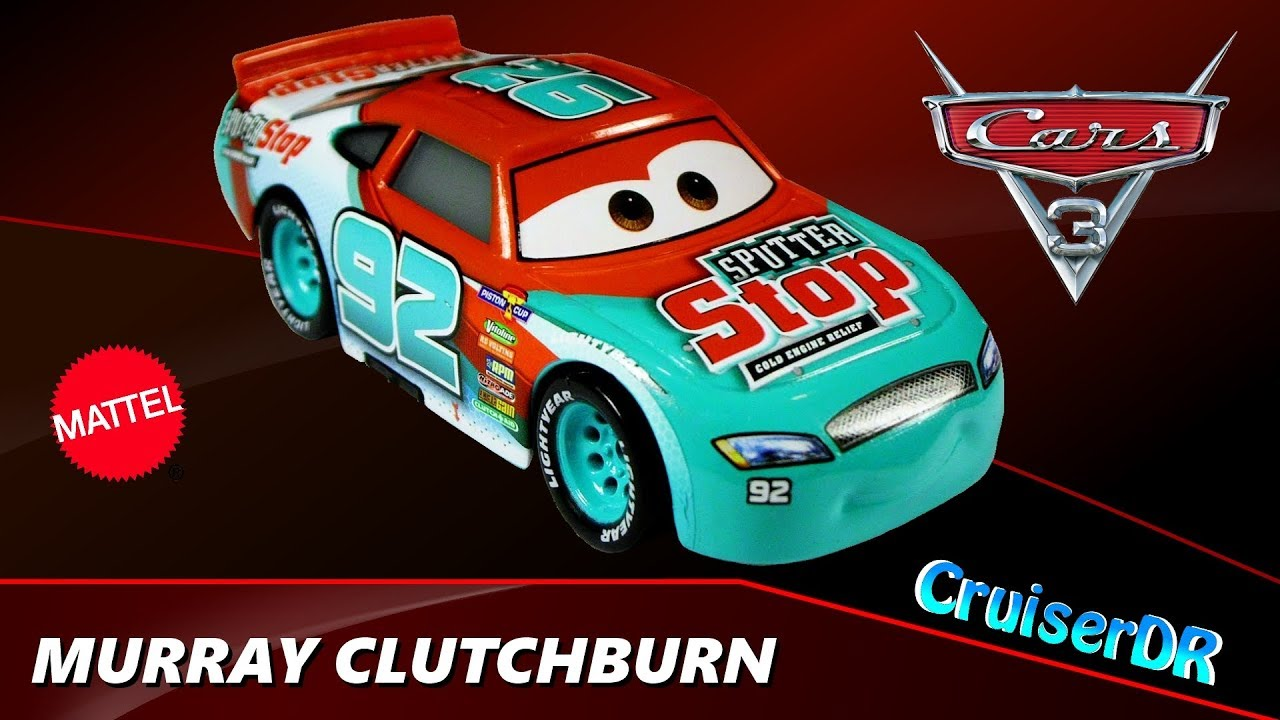 Murray Clutchburn Cars