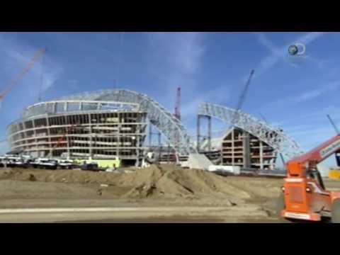Инженерия невозможного: Лучший футбольный стадион AT&T Stadium