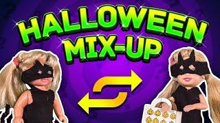 Barbie - Halloween Mix-up | Ep.86
