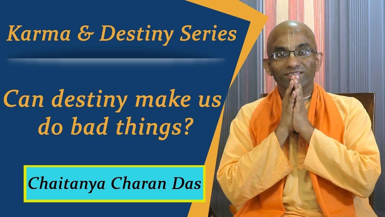 Chaitanya Charan Das, Spiritual Scientist, Bhagavad