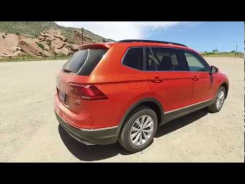 2018 Volkswagn Tiguan video preview