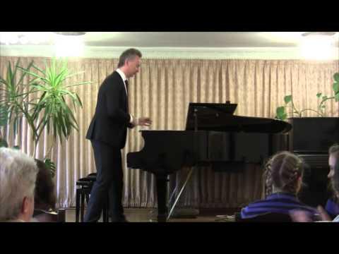 Концерт Сеновалова М Ю 8 апреля 2014 г.