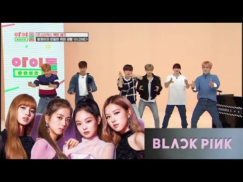 (Part 47) K-Idols Dancing And Singing To BLACKPINK Songs