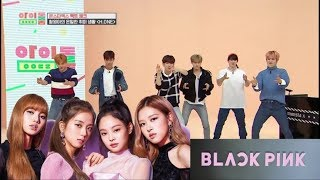 (Part 47) K-Idols Dancing and Singing to BLACKPINK Songs