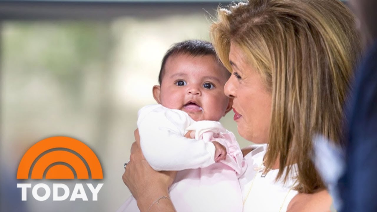 Hoda Savannah And Jenna Share Inspiring Letters To Their