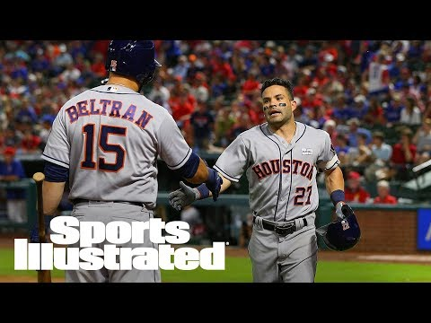 MLB World Series: Are Houston Astros This Year's Chicago Cubs? | SI NOW | Sports Illustrated
