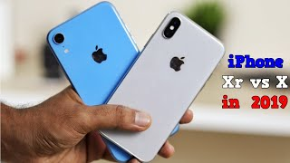 iPhone Xr vs iPhone X in 2019 (hindi)