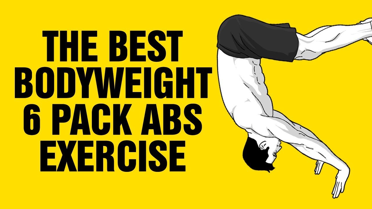 Make Your ABS POP With This Exercise - How to get a 6 pack - YouTube
