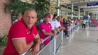 AEROPUERTO CIBAO 2017