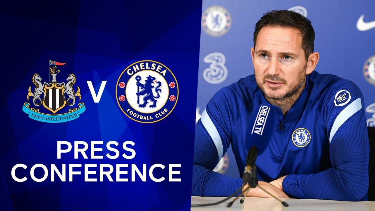 Download Frank Lampard Press Conference: Newcastle v Chelsea | Premier League