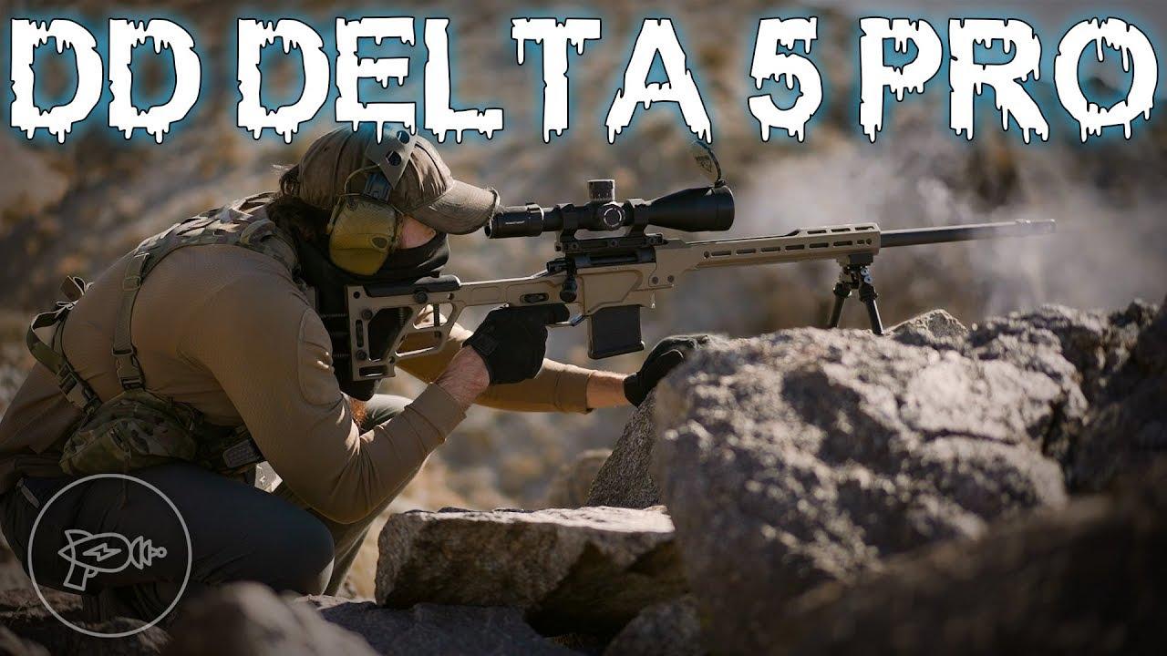 Half-Mile Blastin' 🥂 Defense Delta 5 Pro! [Review]
