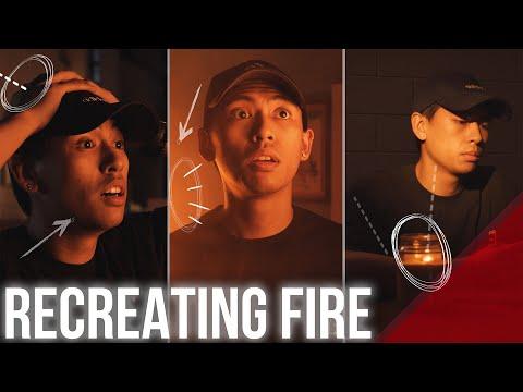 Lighting For Film: Faking Fire