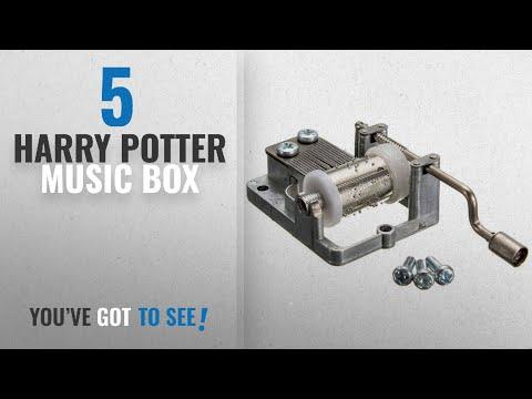 Top 10 Harry Potter Music Box 2018: 18 Note Hand Crank Musical Mechanism Craft DIY Music Box