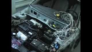 видео Автомобильная электроника. Камеры заднего вида62